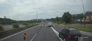 Nehoda za libereckým tunelem