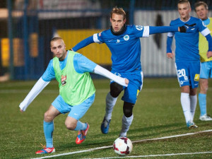 Slovan vyzval Krásný Les. Foto: Jaroslav Appeltauer