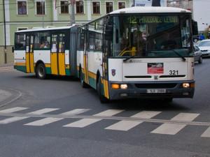 Několik linek MHD bude jezdit jinak. Foto: Jaroslav Appeltauer