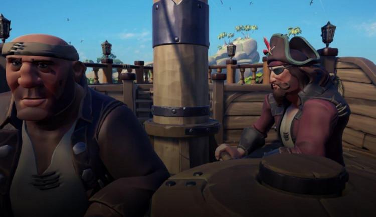 HRÁTKY S GEEKEM: Sea of Thieves – pirátem snadno a rychle