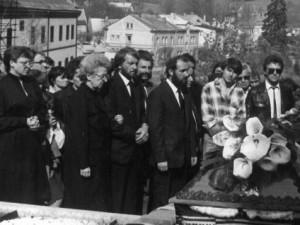 Pohřeb Wonky.