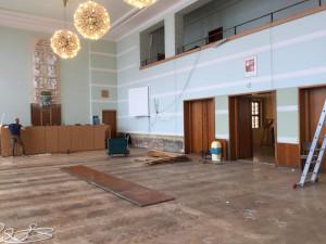 Bývalý sál