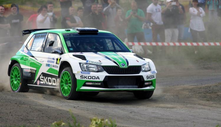 Jan Kopecký zvítězil na Rally Bohemia pošesté vřadě
