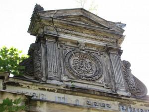 Tympanon Liebiegovy hrobky