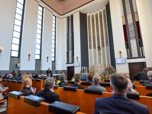 Liberecké krematorium.