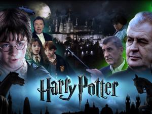 Harry Potter v podání Michala Orsavy