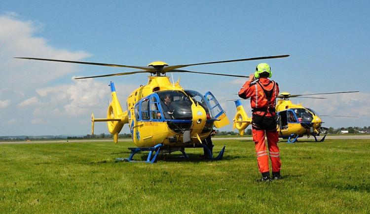 Státní letecká záchranka nese riziko selhání systému, říká Daniel Tuček z královéhradecké společnosti DSA