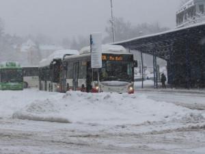 Autobusy MHD v Jablonci