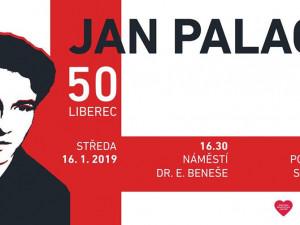 Událost Jan Palach 50 let