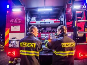 Liberečtí hasiči budou tváří nového seriálu