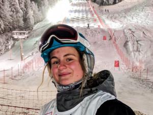 Eliška Coufalová.