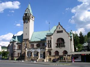 Rokytnická radnice