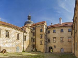Hrad a zámek Grabštejn si na Velikonoce připravil speciální prohlídky.