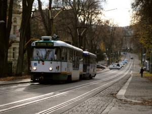 Tramvaje do Liďáků budou nahrazeny autobusy.