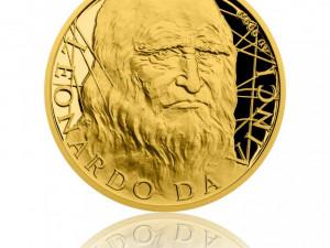 Mince věnovaná Leonardu da Vincimu