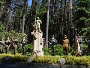 Pomník rumburských hrdinů