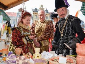 Nezapomeňte, že o víkendu se koná Liberecký jarmark