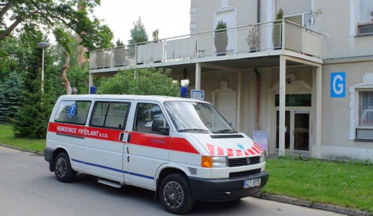 Komplikace pro převzetí frýdlantské nemocnice? Bývalí majitelé se mezi sebou soudí