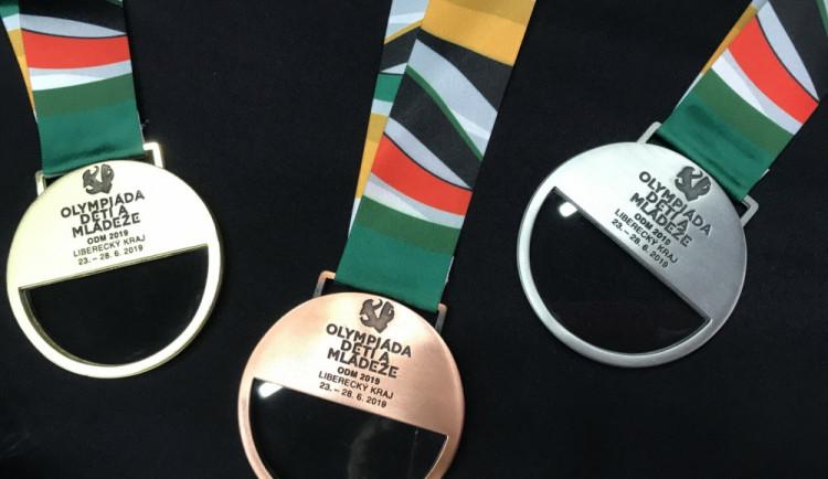 Čtyři tisíce sportovců, přes tisíc medailí. Za dvanáct dní odstartuje dětská olympiáda z Libereckého kraje