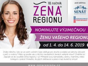 Žena regionu 2019
