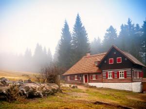 Liščí bouda na Kristiánově