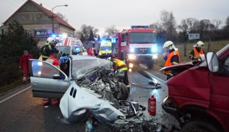 V Libereckém kraji při nehodách od začátku roku zemřeli tři lidé