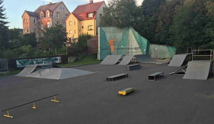 Jablonecký skatepark je zavřený. Město slibuje nový, ale zatím neví kde