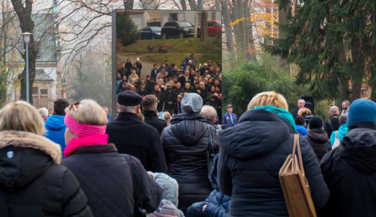 U Památníku obětem komunismu proběhne ve středu vzpomínková akce