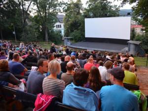 Letní kino v Jablonci