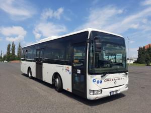 Sportovce budou převážet desítky autobusů