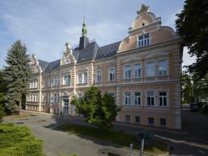 Nemocnice Frýdlant.