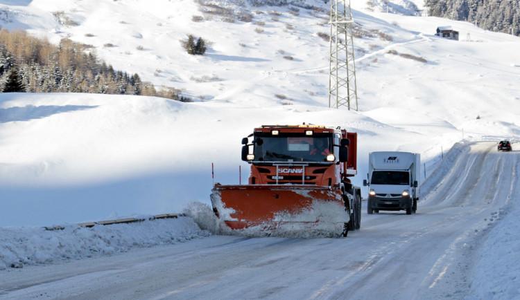 Zimní údržba vyšla na více než 120 milionů korun
