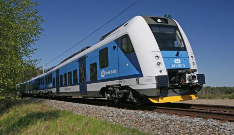 V červenci nepojedou vlaky mezi Frýdlantem a Jindřichovicemi, trať čeká oprava