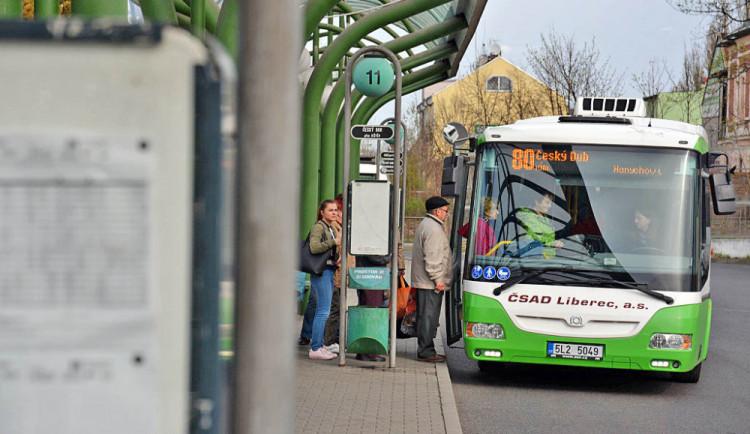 Liberecký kraj žádá prověrku rozhodnutí ÚOHS v autobusové dopravě