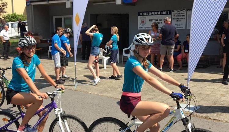 Známe celkového vítěze Dopravní soutěže mladých cyklistů