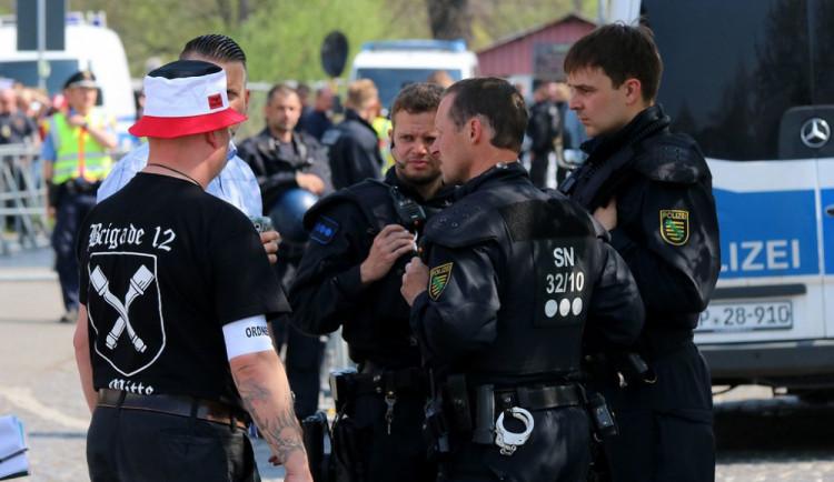 Neonacistický festival v německém Ostritz nedaleko Frýdlantu byl bez alkoholu. Vykoupili ho místní