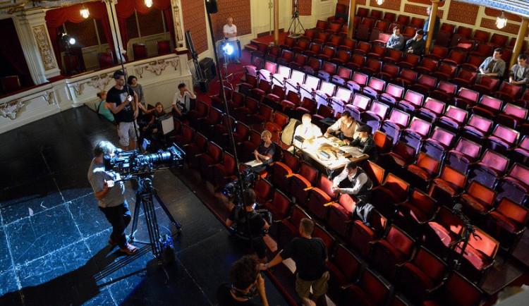 Šaldovo divadlo připravuje světovou premiéru adaptace románu Karolíny Světlé