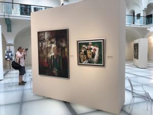 Výstava obrazů Josefa Jíry