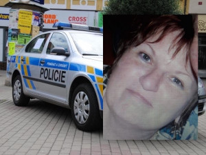 Pohřešovaná žena.