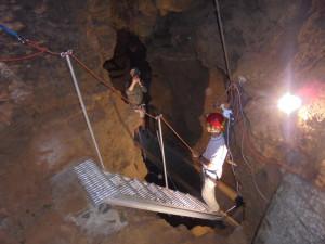 Liberečtí jeskyňáři lákají na Speleologický den v Hanychově.