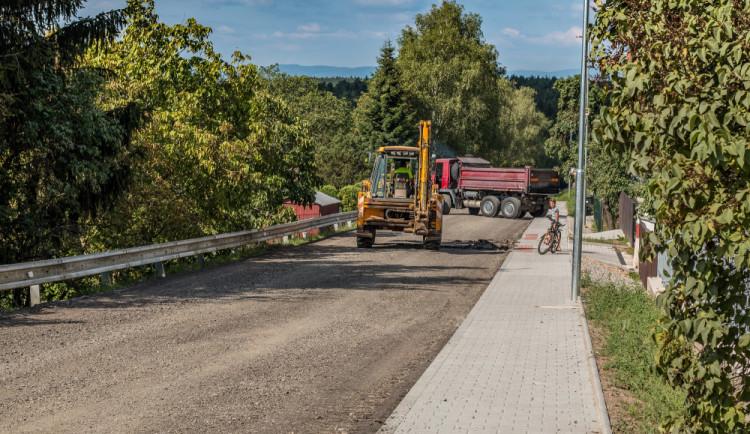 Hodkovice o objízdnou trasu přes Záskalí nepřijdou, rekonstrukce se posune