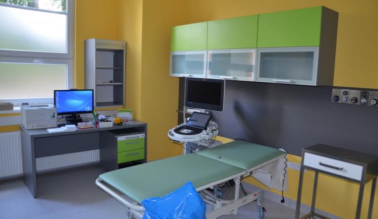 Urologická ambulance od dnešního dne funguje v nových prostorách