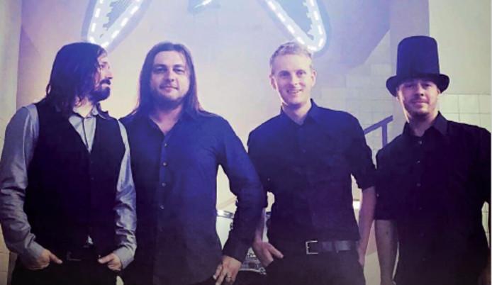 FOTO: Kapela Ready Kirken natočila nový videoklip. Zázemím se staly jablečné lázně