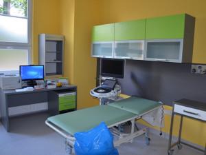 Nová urologická ambulance.