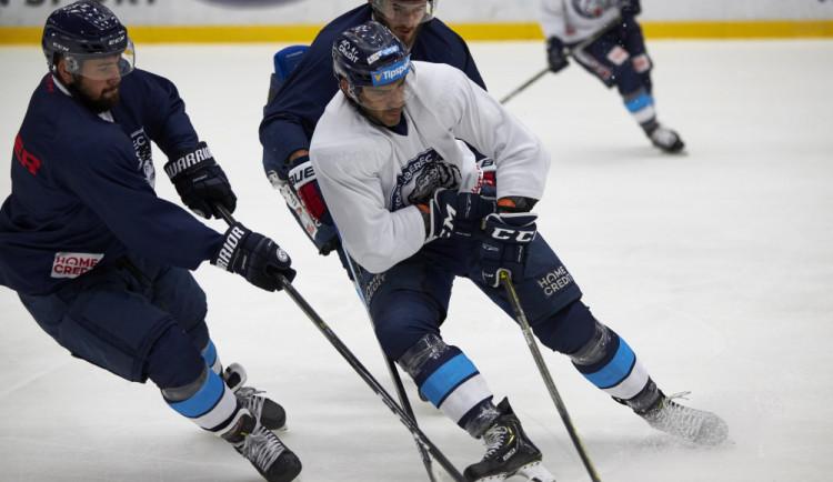 Hokejisté jsou už opět na ledě, pokračují v letní přípravě