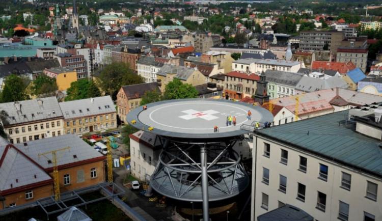 Nemocnice v Jablonci, Jilemnici, České Lípě a Liberci dostanou od kraje třicet milionů