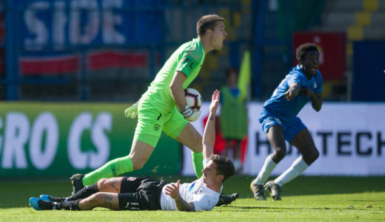 Slovan touží změnit zlou bilanci. Plzeň doma neporazil dvanáct let