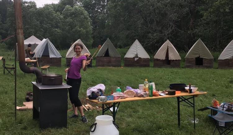 Skauti z Libereckého kraje pořádají v létě tábory pro tisíc dětí
