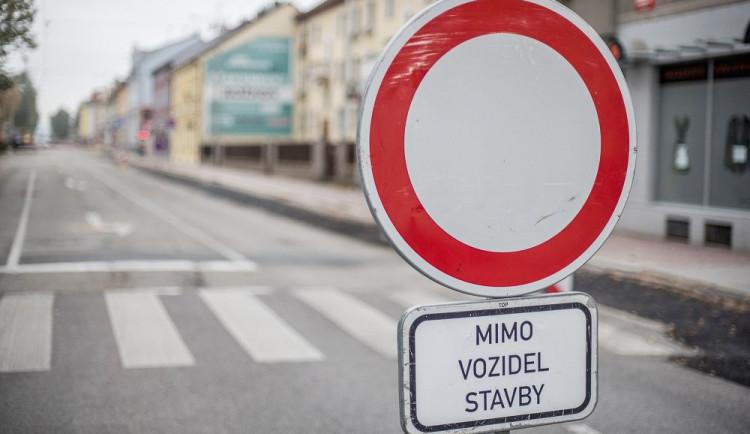 Od srpna se začne kopat na třídě T. G. Masaryka, provoz budou řídit semafory