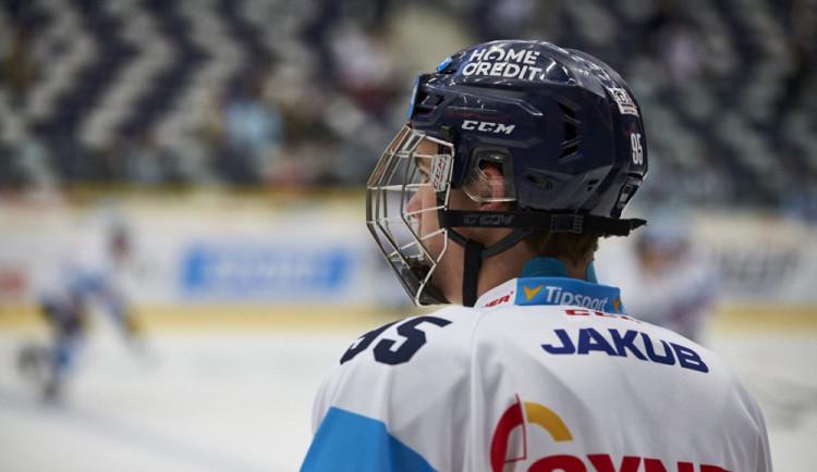 Talent Bílých Tygrů Michal Teplý míří do zámoří. Zahraje si WHL ve Winnipegu